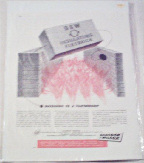 Babcock & Wilcox Company ad