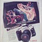 1999 Canon Elan IIe Camera ad