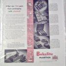 Bakelite Plastics ad