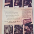 1948 Barium Steel Corporation ad