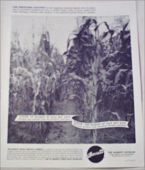 Barrett Division Fertilized ad