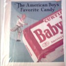 1927 Curtiss Baby Ruth Candy Bar ad