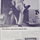 Bekins Moving & Storage ad