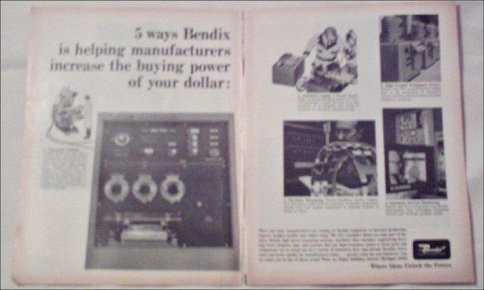 1965 Bendix Corporation ad