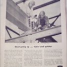 1954 Bethlehem Steel Construction ad