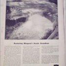 1955 Bethlehem Steel Niagra Falls ad