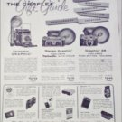 1956 Graflex Gift Guide Camera ad