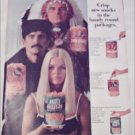1969 Quaker Chips ad
