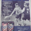 2000 Nabisco Sportz Crackers ad