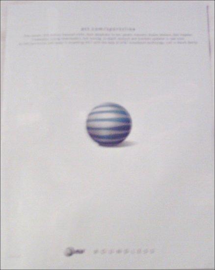2001 AT&T ad