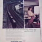 Bethlehem Steel Railroad ad