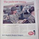 1948 B.F.Goodrich Geon ad