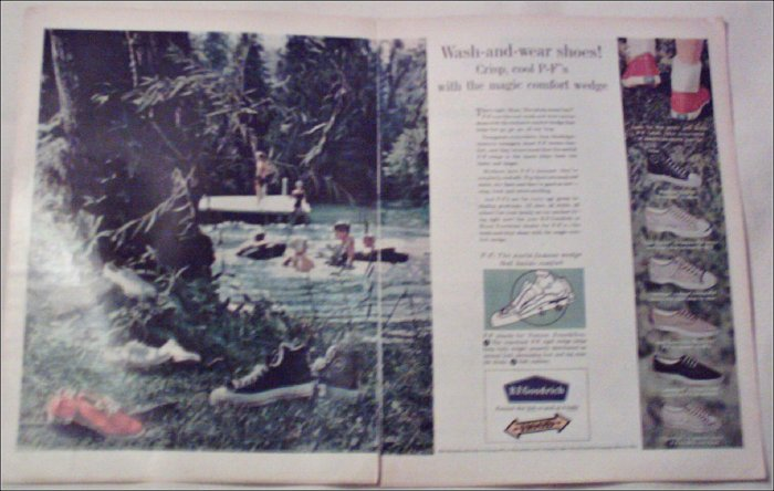 1963 B.F.Goodrich P-F Canvas ad #2