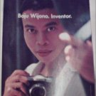 2000 Hewlett Packard Photosmart Camera Baju ad