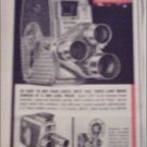 1957 Keystone K-27 Movie Camera ad