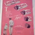 1961 Curtiss Baby Ruth Candy Bar ad