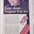 1935 Dentyne Chewing Gum ad