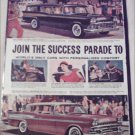 1959 American Motors Lineup Car ad