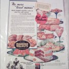 1941 Diamond Walnuts ad