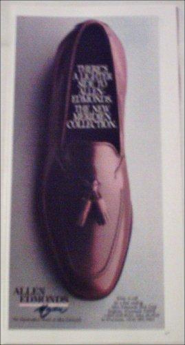 Allen Edmonds Shoe ad