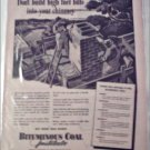 1944 Bituminous Coal Institute ad
