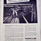 1948 Bituminous Coal Institute ad