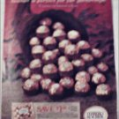 2000 Ferrero Rocher Thanksgiving ad