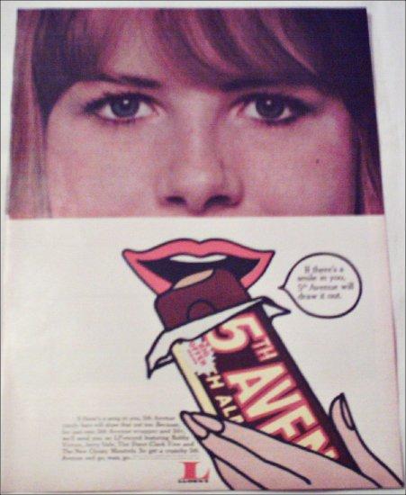 1965 5th Avenue Candy Bar ad
