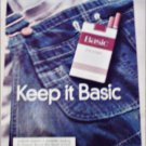 1998 Basic Cigarettes Jeans ad
