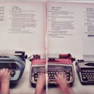 Royal Typewriters ad