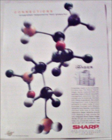 2001 Sharp Digital Imager ad