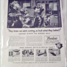 Borden Chemical ad featuring Elmer & Elsie
