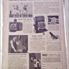 1935 Kodak Minature Camera's ad