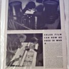 Kodak Kodacolor WWII Article