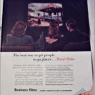 Kodak Business Travel Films ad