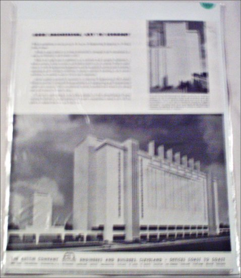 The Austin Company Good Engineerind ad