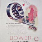 Bower Roller Bearings Company Improvements ad