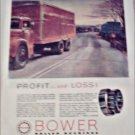 Bower Roller Bearings Company Profit and Loss ad