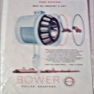 Bower Roller Bearings Company Industry a Lift ad
