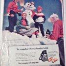 Kodak Camera Snowman ad