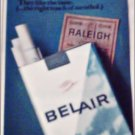 1966 Belair Cigarettes Coupon ad #1
