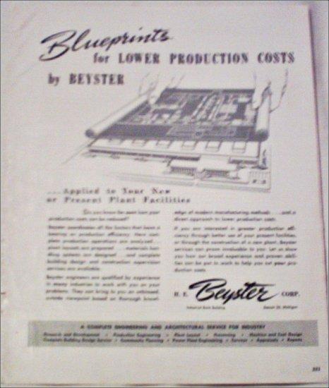 Beyster Corporation ad