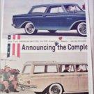1961 American Motors Rambler American Lineup ad