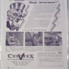 1942 Celotex Corporation ad