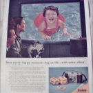 1956 Kodak Color Slides ad