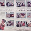 1956 Kodak Cameras Christmas ad #2