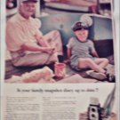 1957 Kodak Brownie Starflex Camera ad