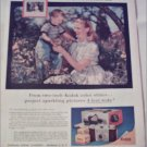 1957 Kodak Color Slides ad
