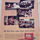 1997 Kit Kat Candy Bar ad