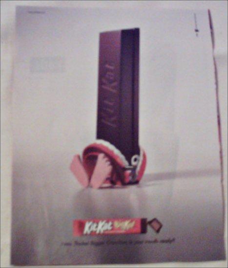 2000 Kit Kat Candy Bar ad #2